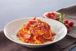 「純あま」を使ったフェットチーネのトマトソース2_250